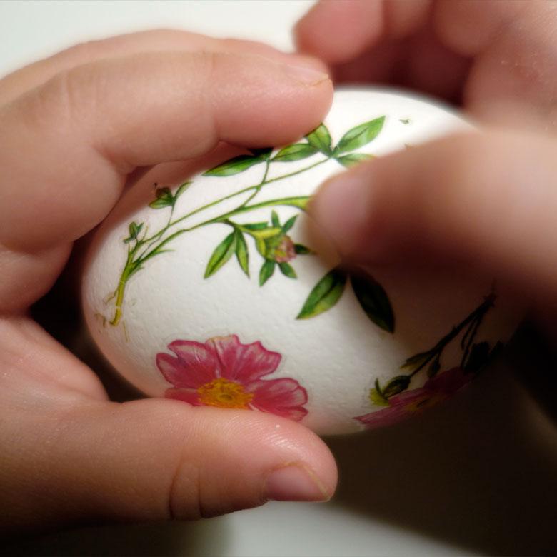 Kid-Friendly Easter eggs