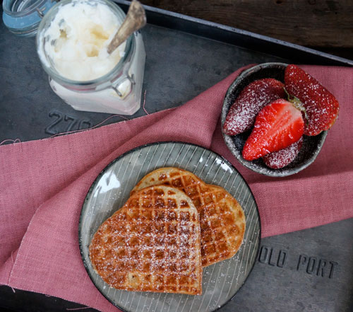 Waffles Day