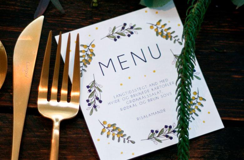 A Table Story Christmas Table