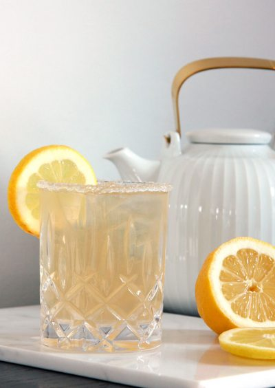 Earl Grey Cocktail