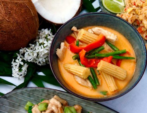 Thai dinner party